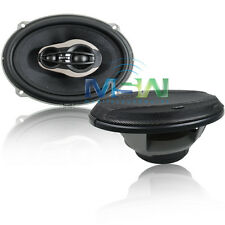 "HERTZ® HCX-690 6""x9"" 3-Way HI-ENERGY COAXIAL CAR AUDIO SPEAKERS 6x9 6 x 9 HCX690"