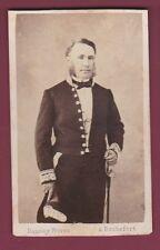 300516 CDV DAUNAY ROCHEFORT photo - 1869 Jules REGELSPERGER - académicien ?