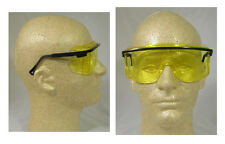 Uvex OTG'S Safety Glasses with Amber Lens - Over The Glasses Safety Glasses