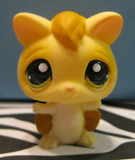 Littlest Pet Shop #990 Yellow Sugar Glider Bat
