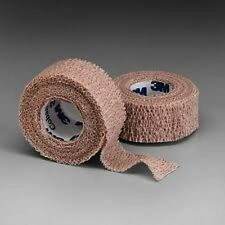 "Coban 3M Self Adherent Wrap Bandage Sports Tape 1"" Each"