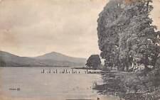 Wales Gwynedd, Bala Lake, Tegid