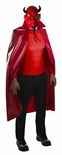 Scream Queens on Fox Red Devil Mask and Cape Costume