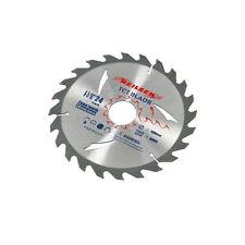 CT2518 3PC 160mm TCT Hojas De Sierra Circular De Discos De Corte 16 24 30 Dientes & Reductores