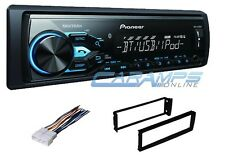 NEW PIONEER STEREO RADIO BLUETOOTH & DIGITAL MEDIA W INSTALL KIT FOR 96-98 CIVIC