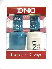DND *DUO GEL* (GEL & Matching polish ) Fall  Set -- Any Color PICK 1**OVERSEA**