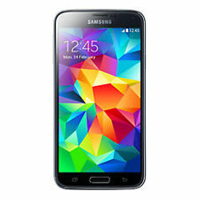 New Samsung Galaxy S5  - 16GB saphire black (Unlocked) Smartphone