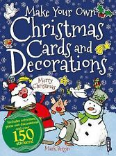 Make Your Own Christmas Cards and Decorations, Bergin, Mark, New Books