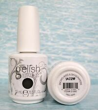 GELISH 01880 SNOWFLAKES & SKYSCRAPERS taupe shimmer Gel Polish~THE BIG CHILL New