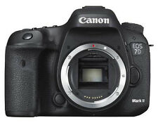 Canon EOS 7D Mark II MK 2 20.2 MP Digital SLR Camera  Body Only  *BRAND NEW*