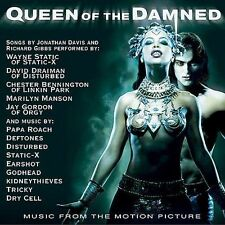 NEW Queen Of The Damned [soundtrack] [edited] by Original Soundtrack CD (CD)