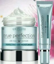 Oriflame True Perfection Perfecting Day Moisturiser & Eye Cream *New & Boxed*