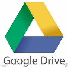 Unlimited Google Drive Account, Free Cloud Storage W/ 30TB plus, Real Account