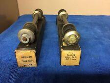 """GM 562398 1952-56 Oldsmobile Rear Stabilizer Shaft Link """"NOS"""" Set (2)"""