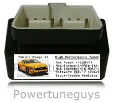 Stage 13 Performance Power Tuner Chip [ Add 150 HP 8 MPG ] OBD Tuning for VW