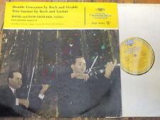 DGM 18393 Double Concertos by Bach & Vivaldi etc. / Oistrakh