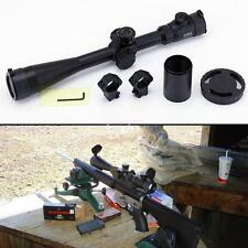 Rifle Scope 10-40x50 IR Swat Extreme R19 Hunting Gun Sight Sniper Optics