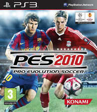 Pes 2010: Pro Evolution Soccer ~ Ps3 (en Perfectas Condiciones)