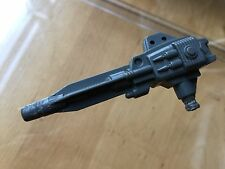 Transformers G1 Parts 1988 DARKWING gun weapon Left side (broken) powermaster
