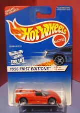 Hot Wheels 1996 FIRST EDITIONS FERRARI F50 12 OF 12