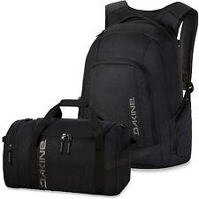 DAKINE SET Laptop Rucksack Schulrucksack 101 + EQ BAG SM Sporttasche Reisetasche
