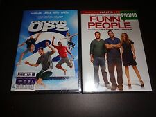 GROWN UPS 2 & FUNNY PEOPLE-2 movies-ADAM SANDLER, KEVIN JAMES, SETH ROGEN