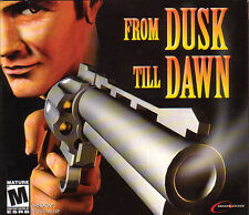 FROM DUSK TILL DAWN - Vampire Shooter Action PC Game Game - US Seller NEW in BOX