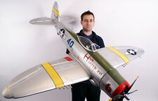 Giant Scale P-47D  Thunder Bolt  RC Model AIrplane DIGITAL PDF Plans  on a CD