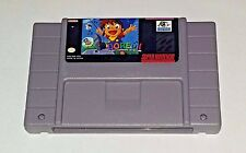 DO-RE-MI- Milon's Dokidoki Adventure - game For SNES Super Nintendo - Platformer