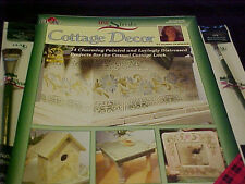 Donna Dewberry One Stroke Book Cottage Decor Decorative Tole Painting 2 Brushes