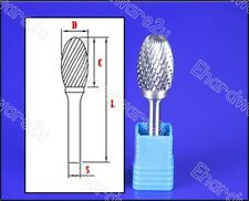 Tungsten Carbide Rotary Burr 6mmX12mm (RB-EX0612)