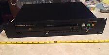 Marantz PMD321U Pro Audio Rack Mount CD Player analog/digital MIJ PMD-321