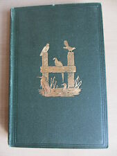 Harting. The Birds of Middlesex. 1866. First edition. Ornithology