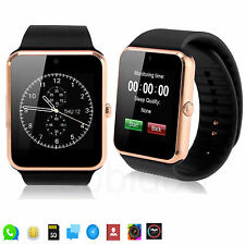 With SIM TF Card Slot Bluetooth Smart Watch for LG K7 K8 K10 V10 HTC ZTE Android