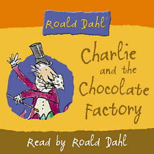 CHARLIE AND THE CHOCOLATE FACTORY by ROALD DAHL 1 CD AUDIO BOOK