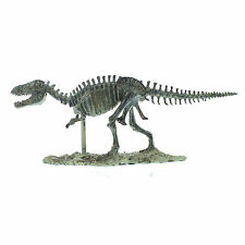 Dinosaur Skeleton Figure ~ TYRANNOSARUS REX (Head Forward) ~ Resin Figurine