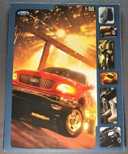 2000 Ford F-150 Pickup Truck Sales Brochure Sheet Excellent Original