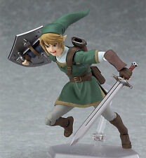 figma Link The Legend of Zelda Twilight Princess ver DX Edition Figure PREORDER