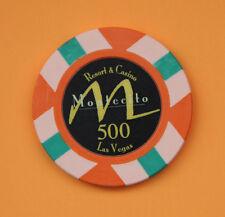 Las Vegas TV Show Prop ~ One Montecito $500 Casino Chip