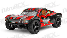 1:10 Scale Iron Track RC Spatha 4WD Electric Short Course Truck Ready to Run Red