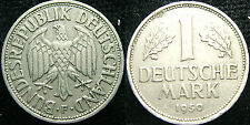 1950  Germany  1 Mark   F
