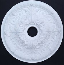 Ceiling Rose Strong Lightweight Resin (Not Polystyrene) Size 540MM -'BELINDA'