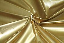 ECOPELLE Lucida Sottile VERNICE ORO GOLD 0.50 x 1.40 mt a soli 9 euro al metro