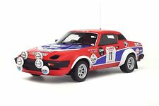 Triumph TR7 V8 Groupe 4 1/18 Otto Models OttOmobile OT220 DISPONIBLE