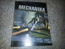 Mechanika : Creating the Art of Science Fiction with Doug Chiang by Doug...
