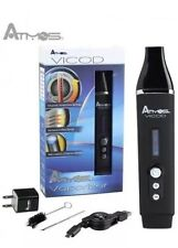 ATMOS VICOD  BEST PORTABLE DRY HERB  NEW Herbal Vaporiser Available Now In Black