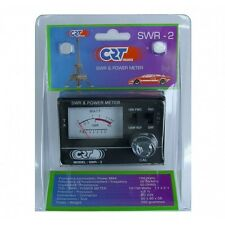 CB RADIO ANTENNA SWR POWER METER CRT SWR 10/100W 50 OHMS FREQUENCY 26-27 mHz