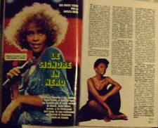 TELE SETTE N.37/86 WHITNEY HOUSTON MIKE BONGIORNO MILLY CARLUCCI ROBERT WAGNER