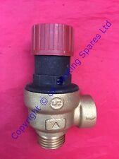 Ideal Sprint 80F & RS75 Boiler 3 Bar Sicherheits-überdruckventil 004164