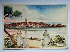 CAPODISTRIA ISTRIA Raimondi vecchia cartolina 13